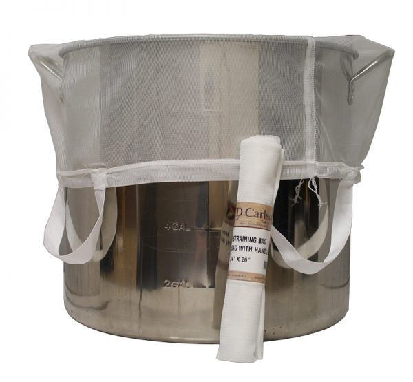 Nylon Brew in a Bag:24x26in w/handles (1)