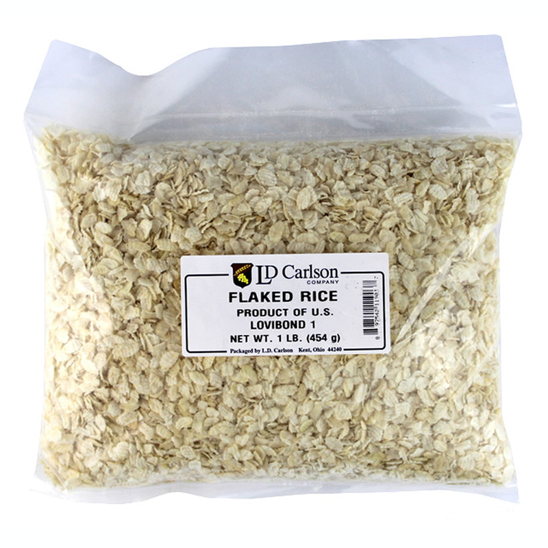Flaked Rice 1lb (1)