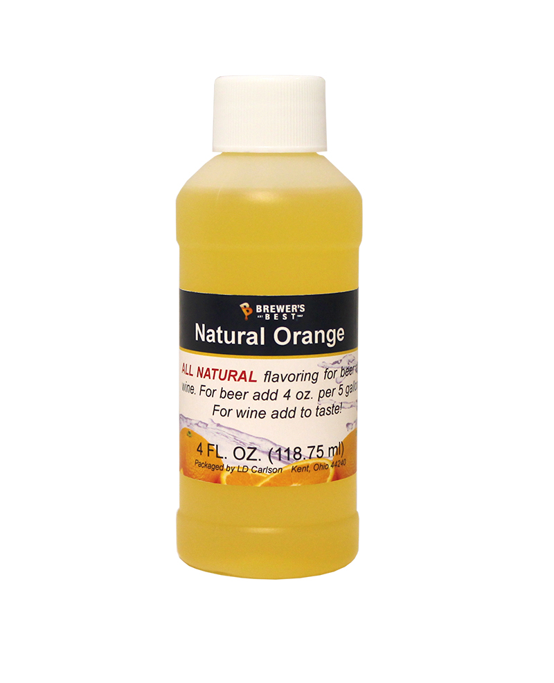 Orange:Natural Flavoring (1)