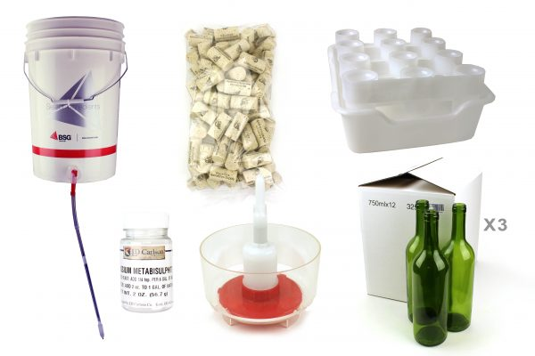 Bottling Line Kit:Wine (1)