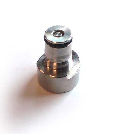 Ball Lock Gas SS:Post Coupler Conv. (1)