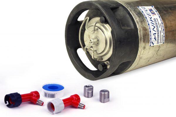 Kegerator Conversion:Pin Lock Keg (1)
