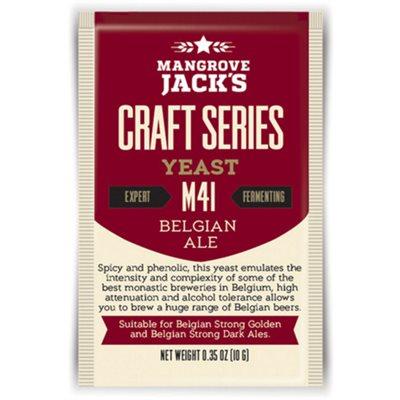 Mangrove Jack M41:Belgian Ale II (1)
