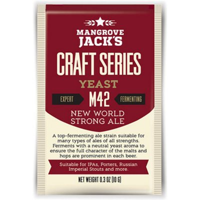 Mangrove Jack M42:New World Strong Ale (1)