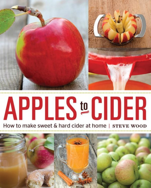 Apples to Cider:White & Wood (1)