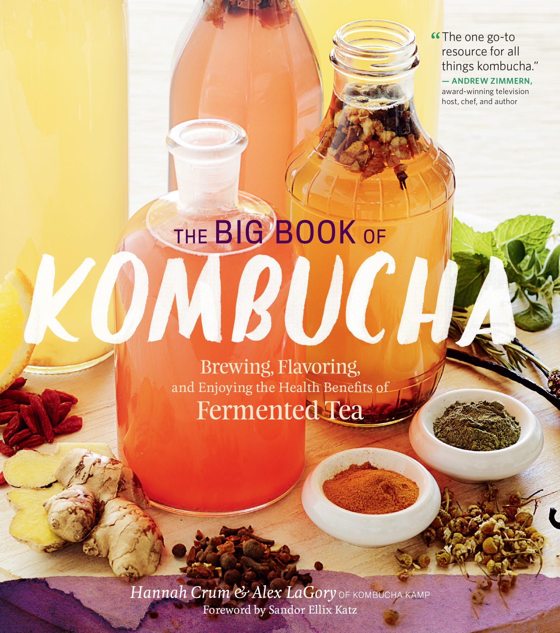 The Big Book of:Kombucha (1)