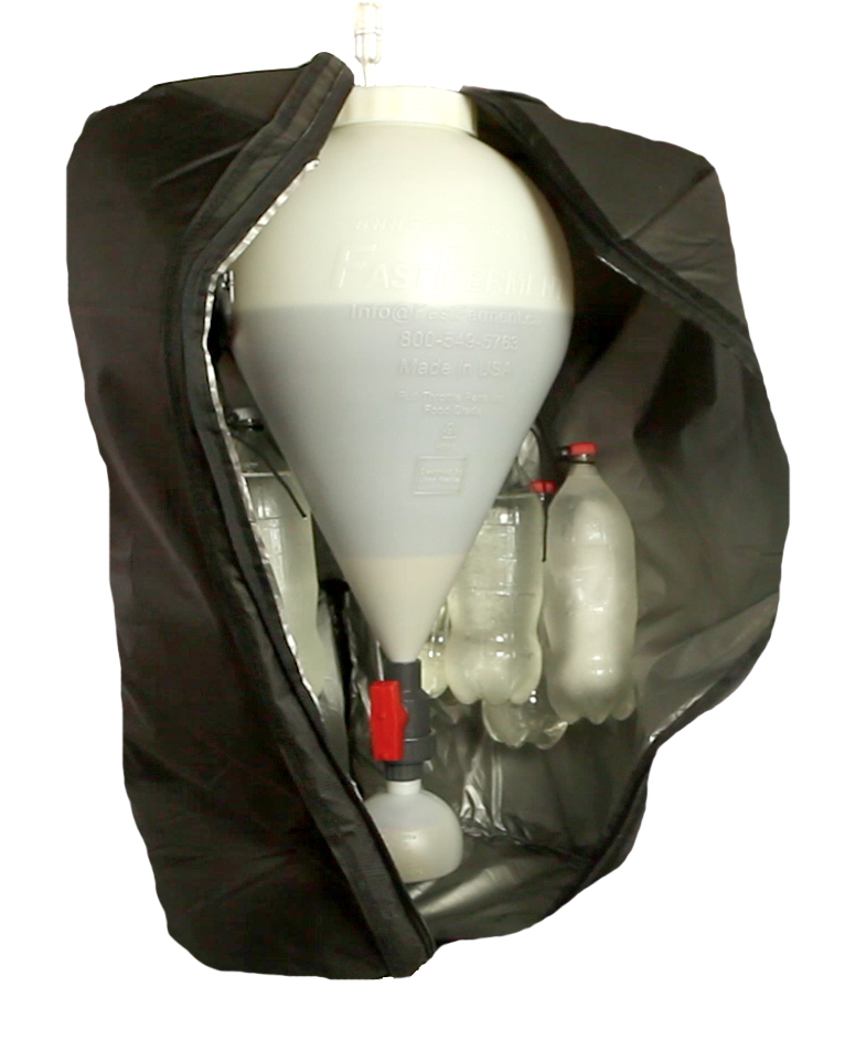 FastFerment:Cooling Jacket (1)