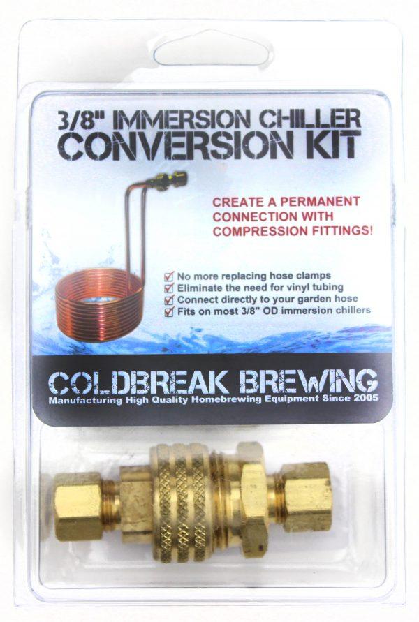 Chiller Compression:Conversion Kit 3/8 (1)