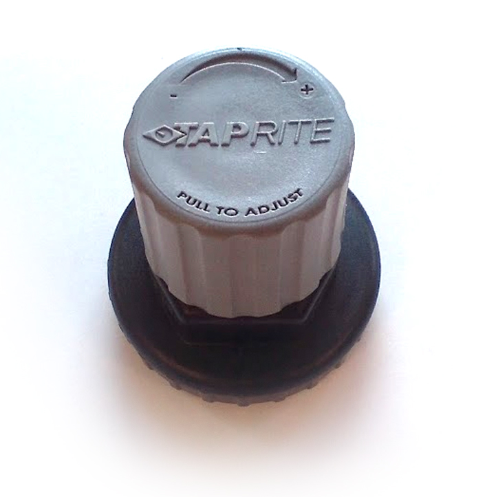 Taprite Regulator:Replacement Cap (1)