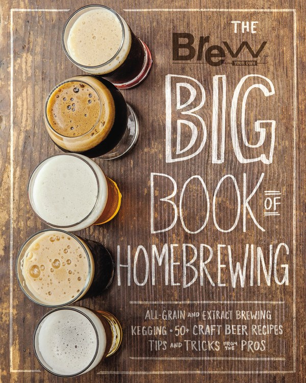 BYO Mag Big Book:of Homebrewing (1)