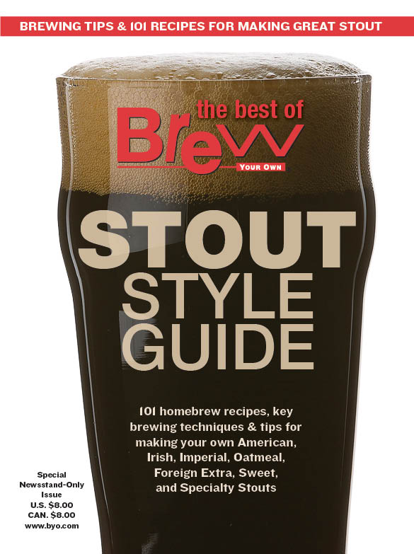 Brew Your Own:Stout Guide (1)