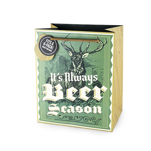 Beer Season:Beer 6pk Bag (1)