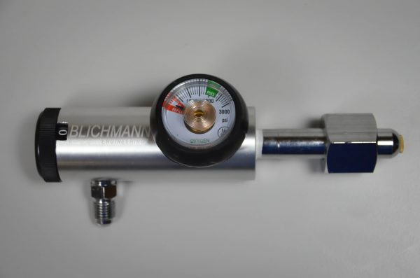 Blichmann In-line:O2 Regulator Premium (1)