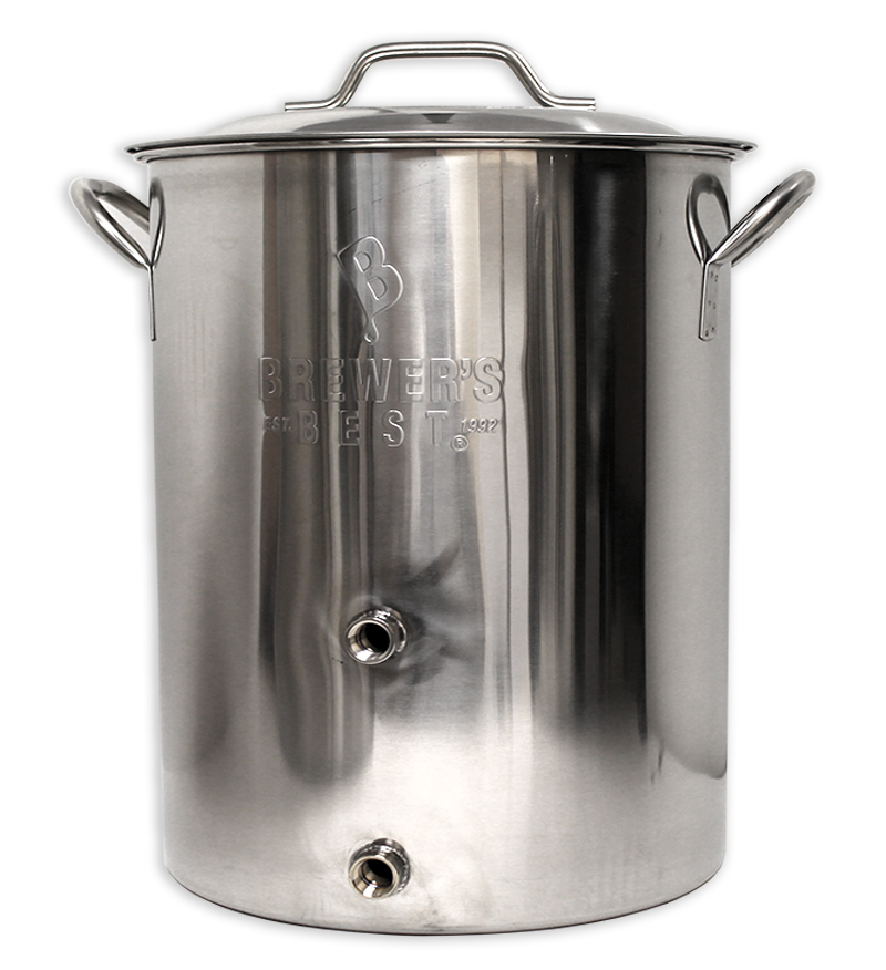 Brewers Best SS:Kettle 16 Gal 2-Port (1)