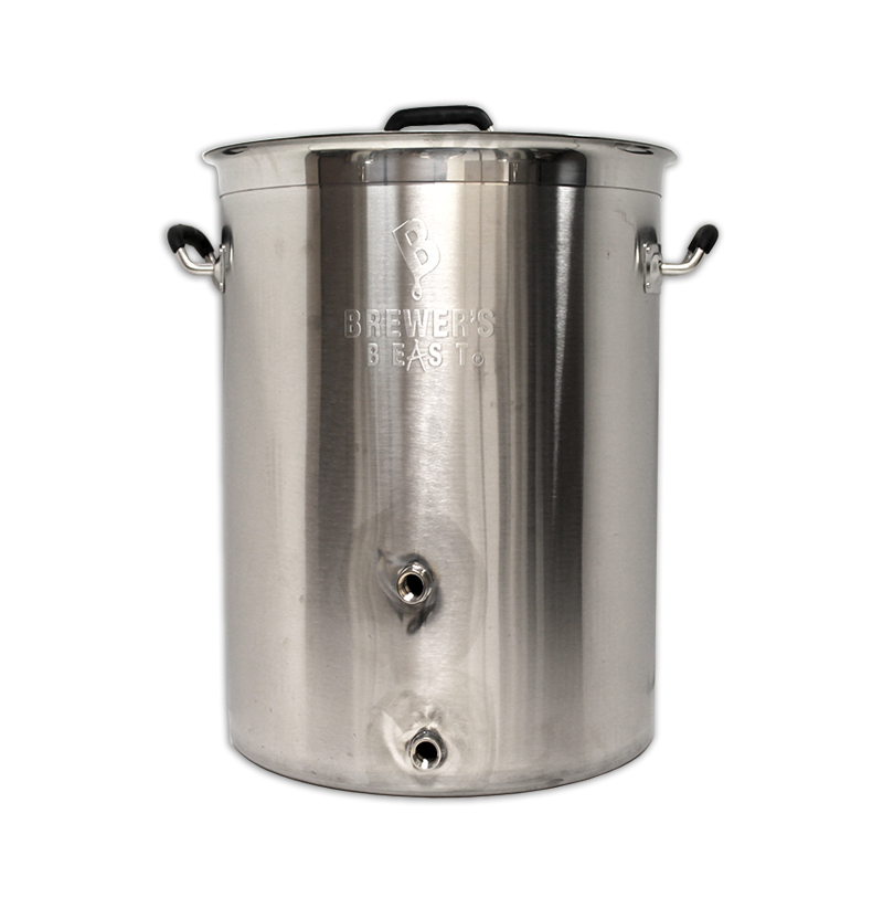 Brewers Beast SS:Kettle 8 Gal Deluxe (1)