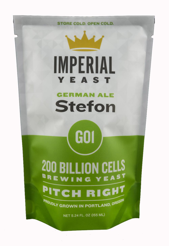 Imperial Beer Yeast, G01 Stefon-0
