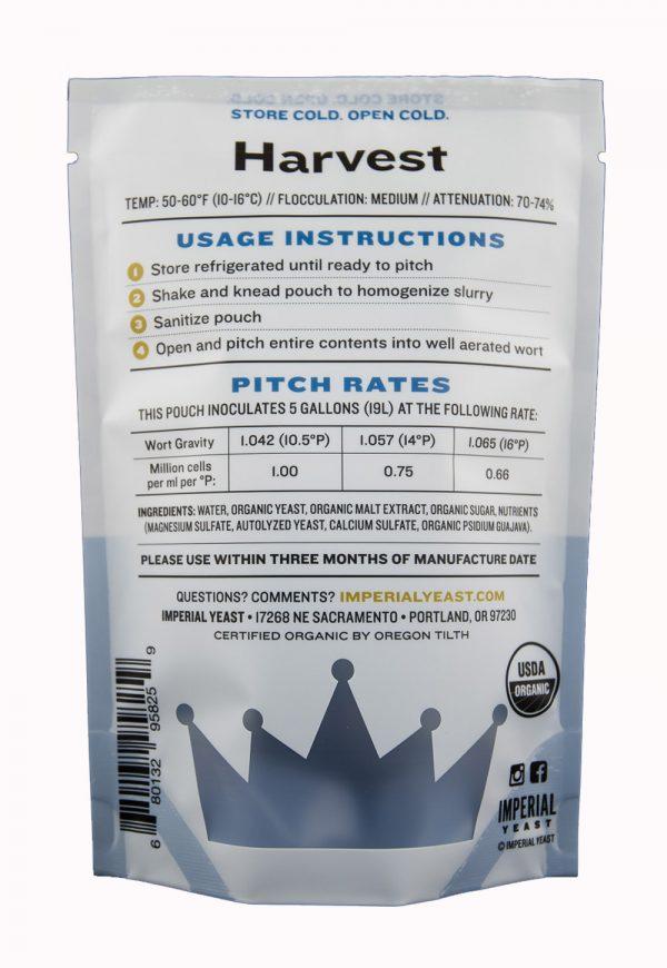 Imperial Beer Yeast, L17 Harvest-126198