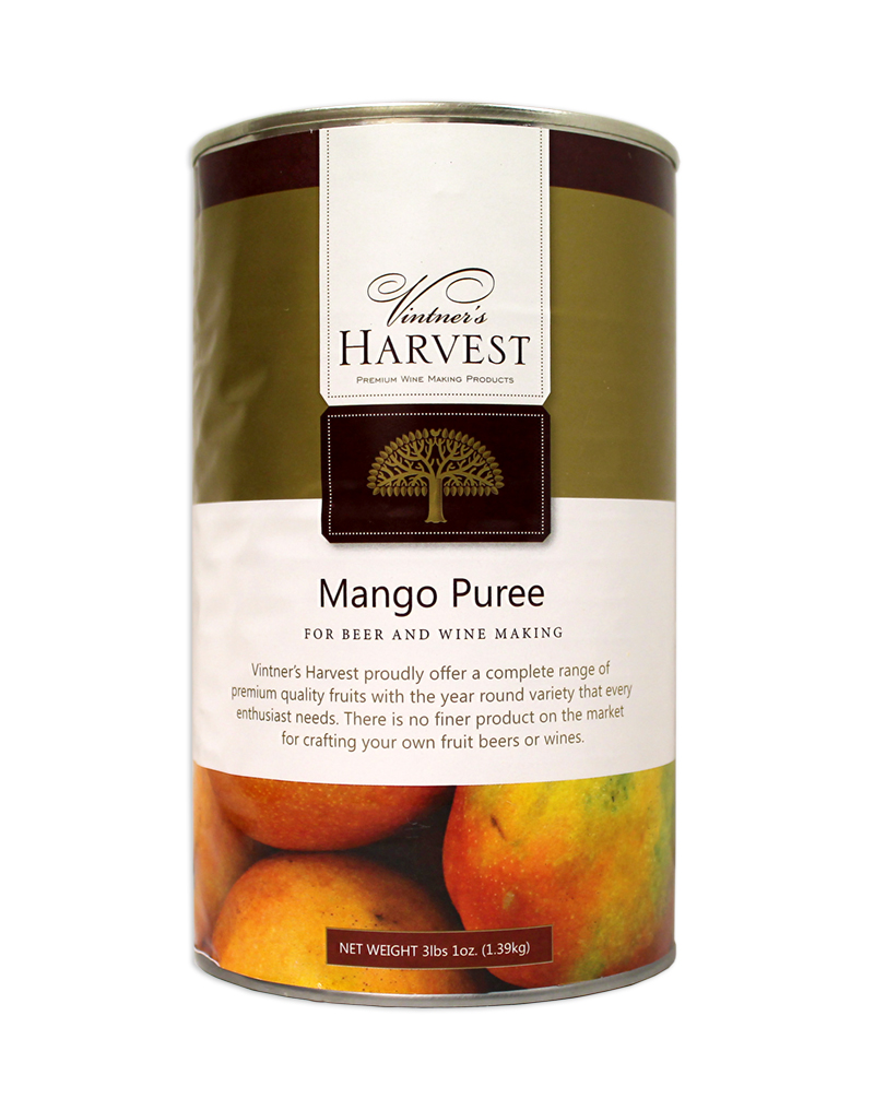 Mango:Fruit Puree 49oz (1)