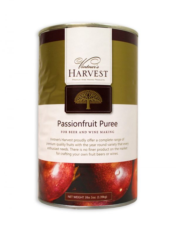 Passionfruit:Puree 49oz (1)