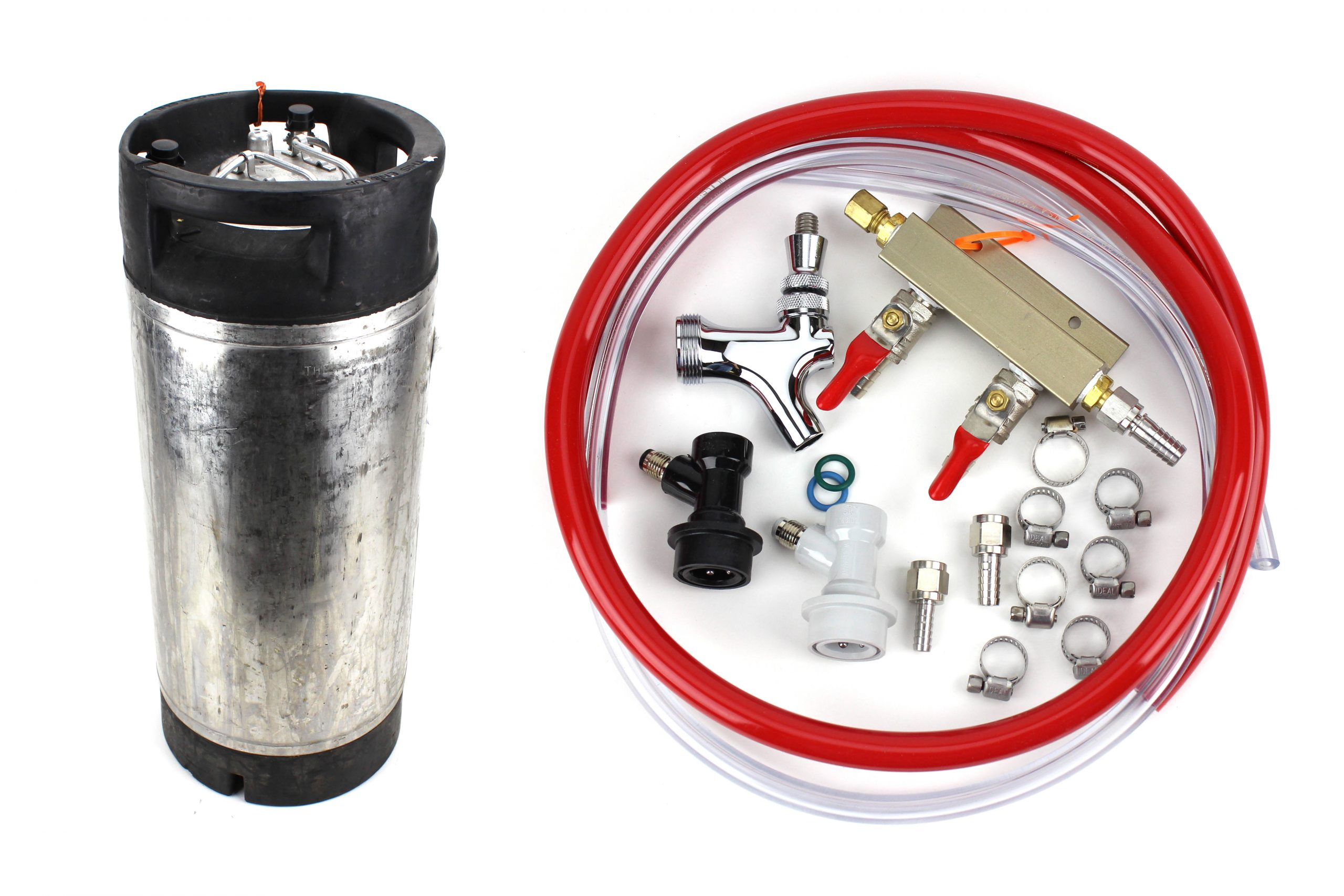 Two Draft Homebrew Kegging System (Store Pick Up)-0