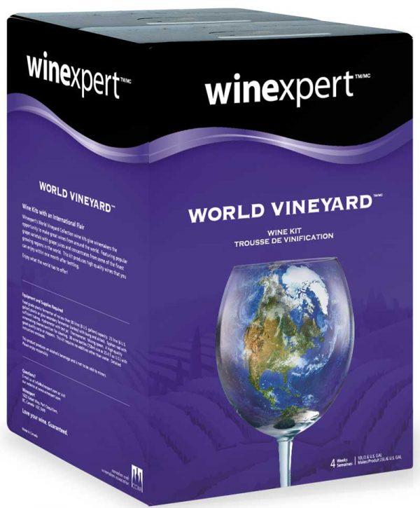 World Vineyard:Calif. Zinfandel (1)