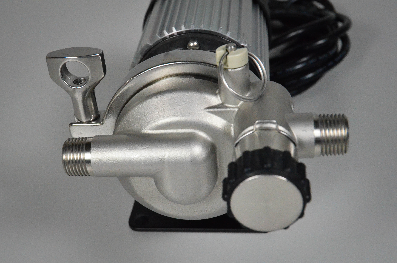 Blichmann RipTide:Brewing Pump SS (3)