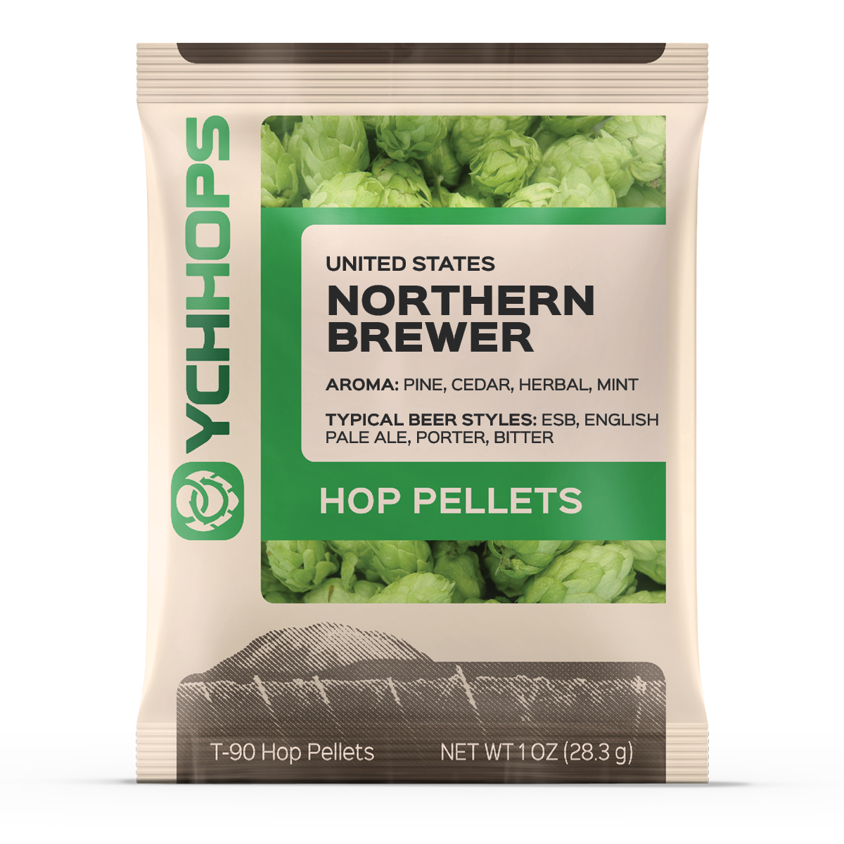 Northern Brewer:1oz Pellet (1)
