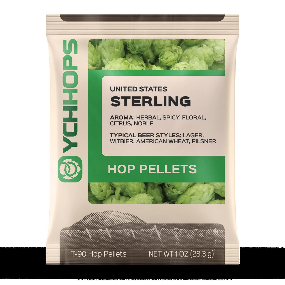Sterling 1oz Pellet (1)