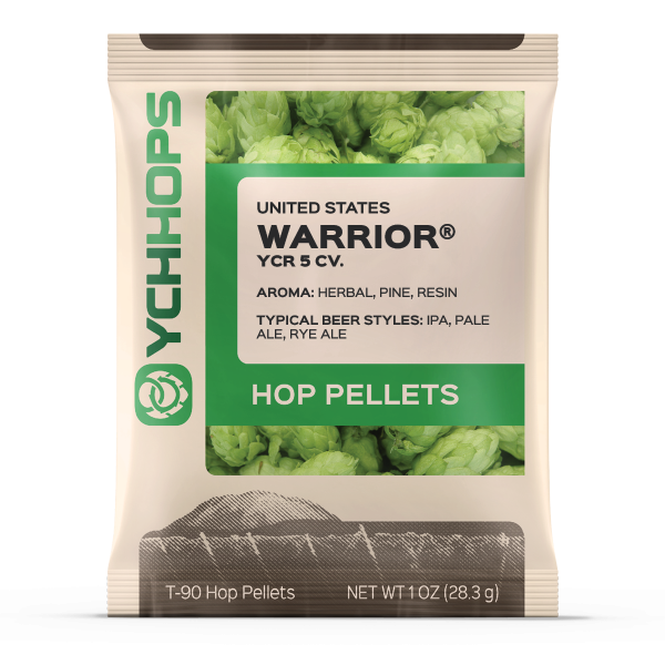 Warrior 1oz Pellets (1)