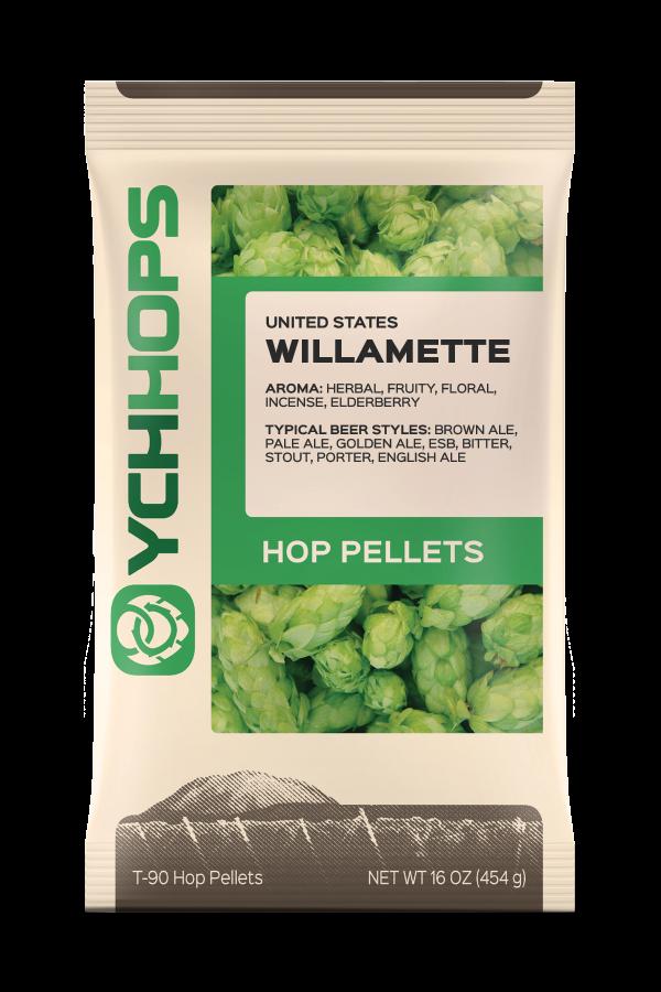 Willamette:1lb Pellets (1)
