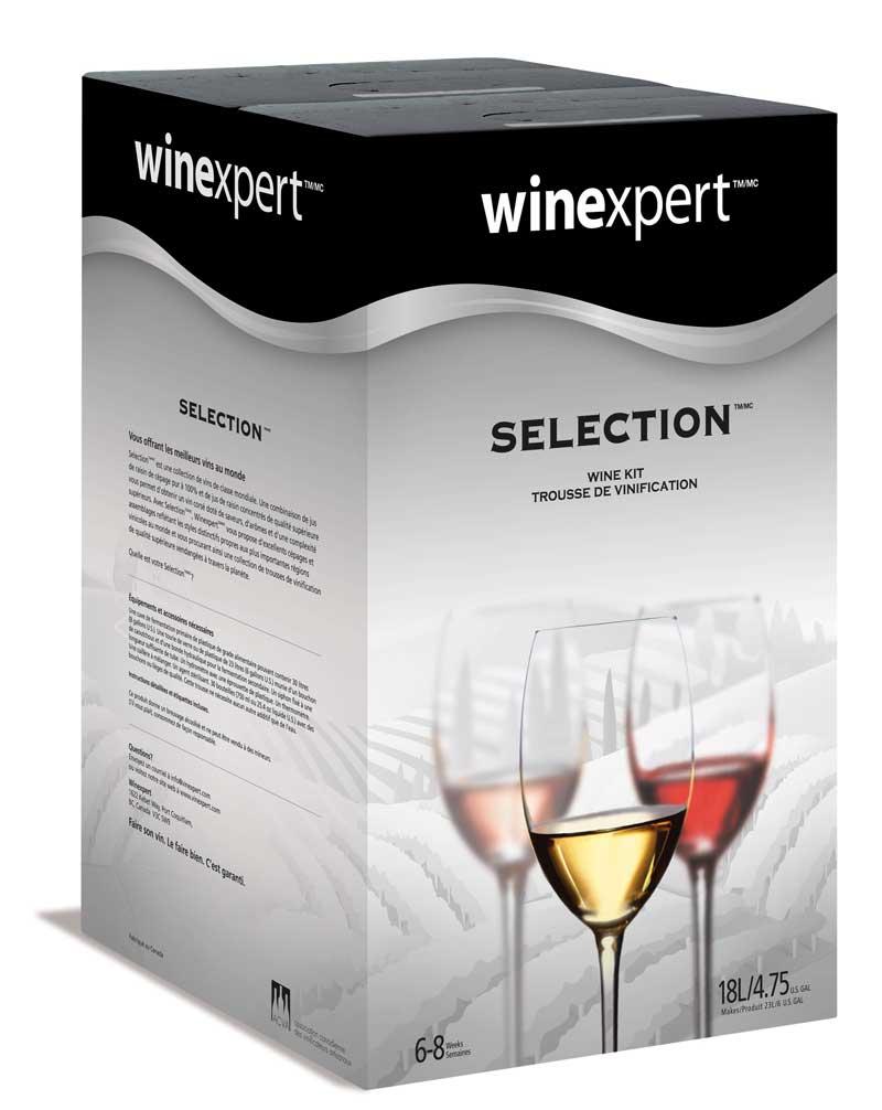 Selection CA:White Zinfandel (1)