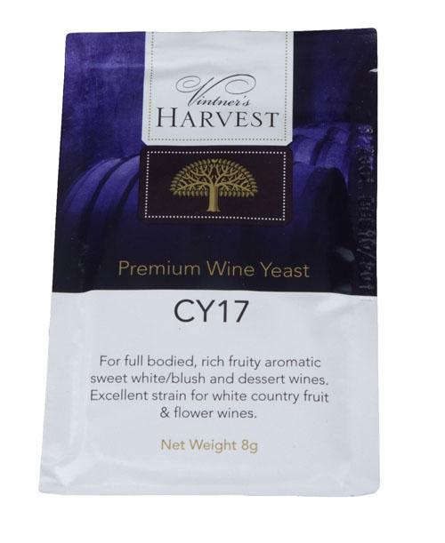 Vintners Harvest:Wine Yeast CY17 (1)