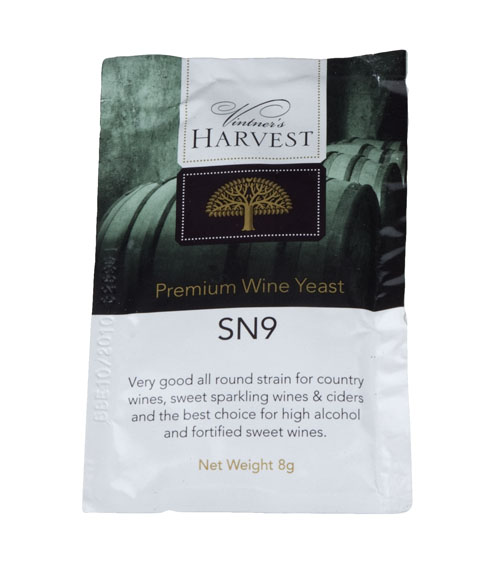 Vintners Harvest:Wine Yeast SN9 (1)