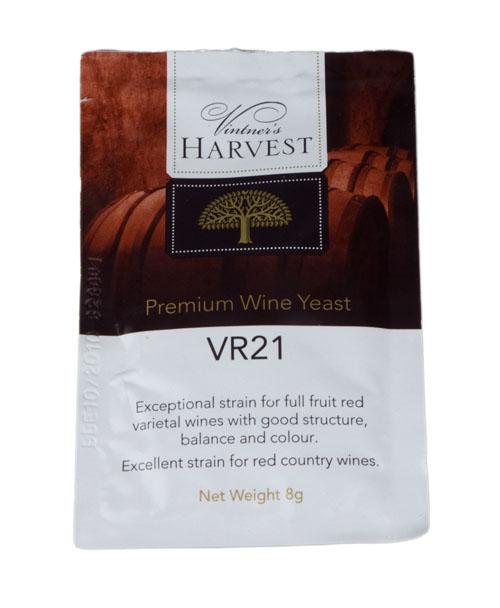 Vintners Harvest:Wine Yeast VR21 (1)