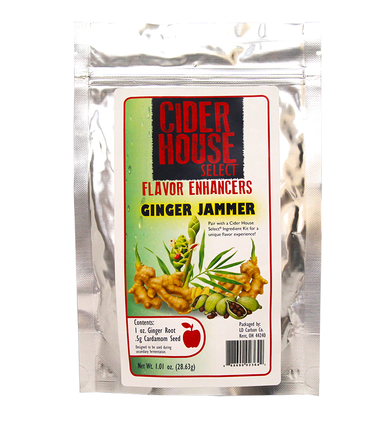 Cider House Select:Ginger Jammer (1)