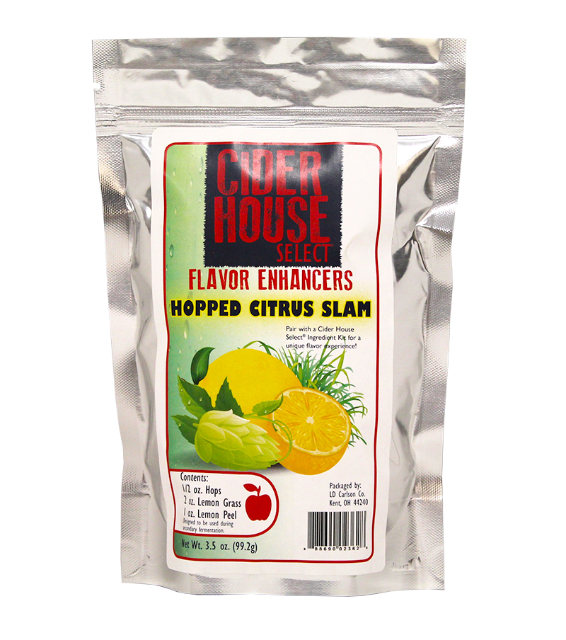 Cider House Select:Hopped Citrus Slam (1)