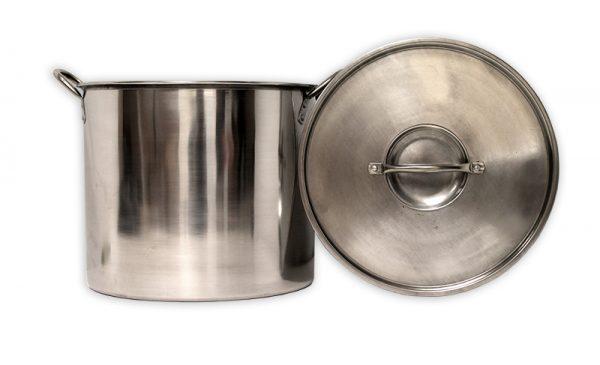 Economy Brew Pot:5 Gallon SS (1)