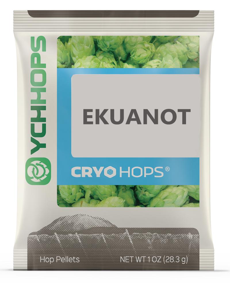 CRYO HOPS, LupuLN2 Ekuanot, 1oz Pellets, 23-27%AA-0
