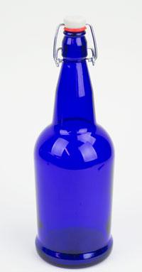 32 oz EZ Blue:Bottle 12/Case (1)