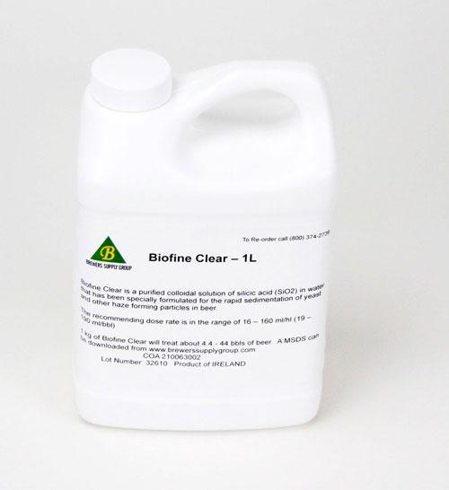 Biofine Clear: 1 Liter (1)