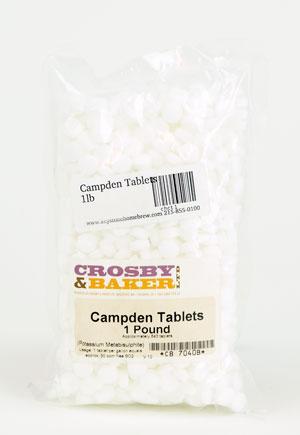 Campden Tablets:1lb (1)