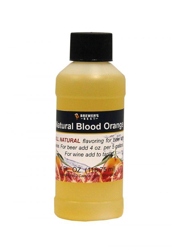 Blood Orange Natural Flavoring, 4 oz-0