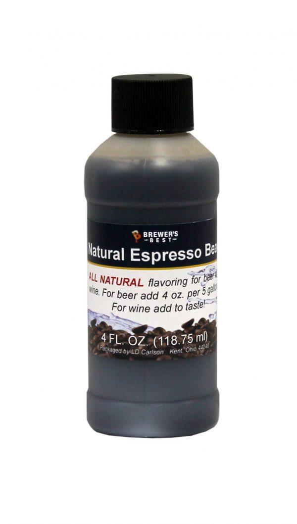 Espresso Bean Natural Flavoring, 4 oz-0