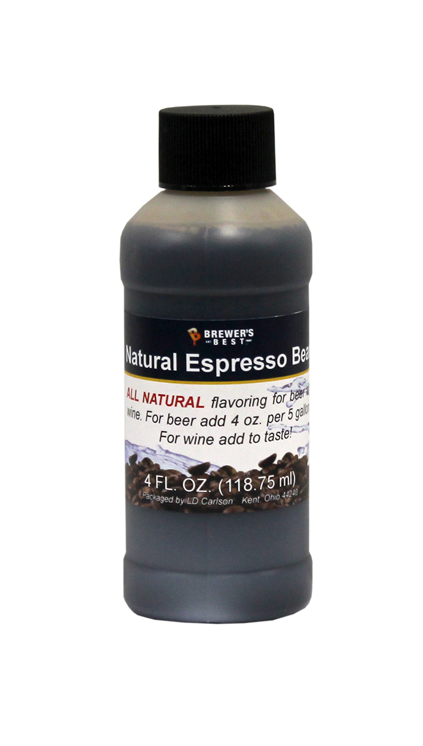 Espresso Bean Natural Flavoring, 4 oz-0