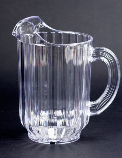 Plastic Pitcher: 60oz. (1)