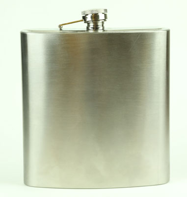 Massive Flask:Stainless Steel 40oz (1)