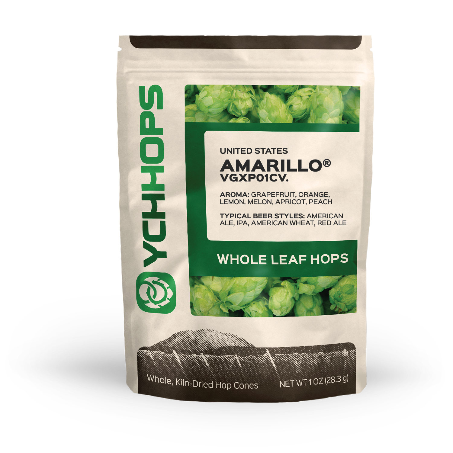 Amarillo:1oz Whole (1)