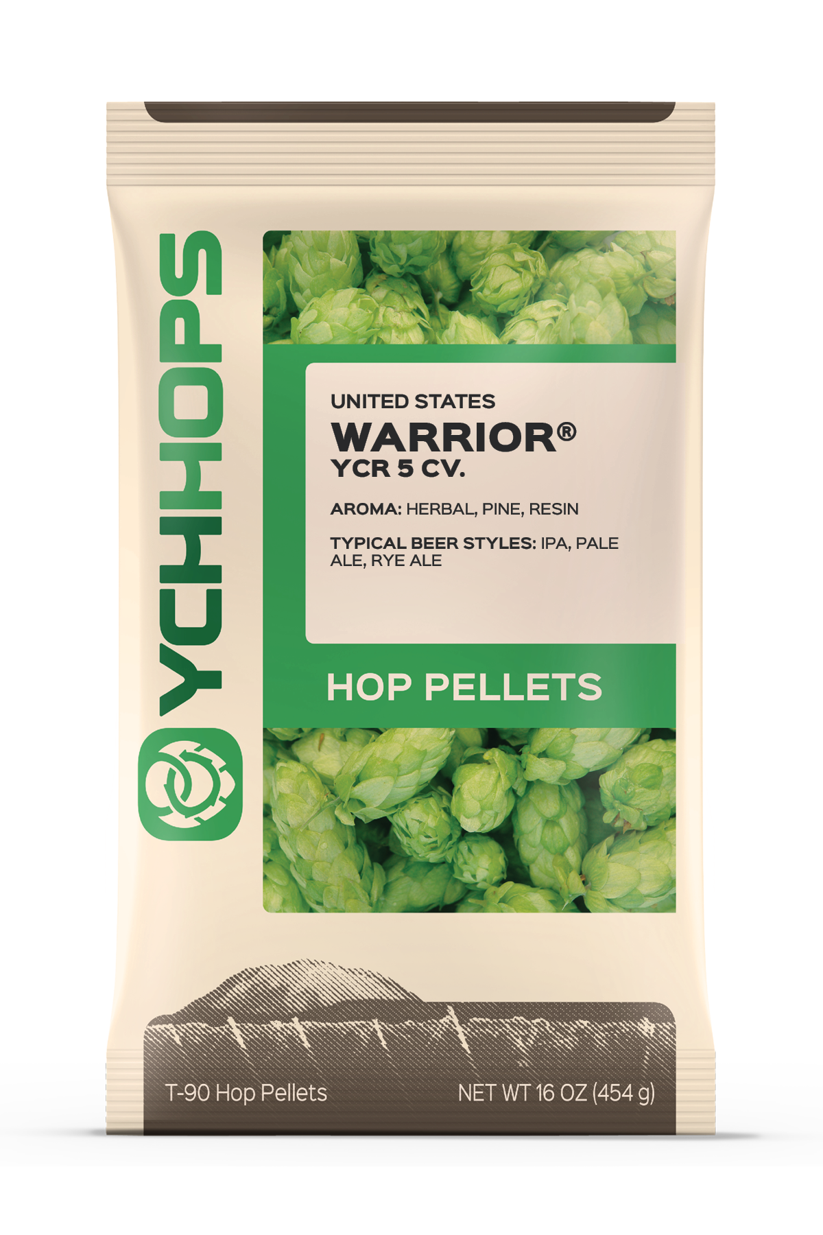 Warrior:1lb Pellets (1)