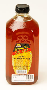 Golden Honey Blend: 5 lb. (1)