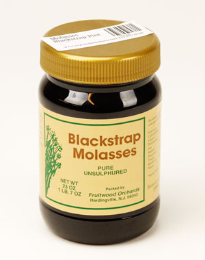 Molasses: Blackstrap Pint (1)